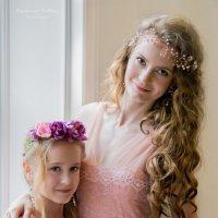 Мать и дочь! С доработками :: Svetlana Barmetova