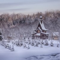Зимняя сказка :: Валерий Шейкин
