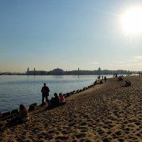 Весна Тепло..Пляжный сезон открыт :: tipchik