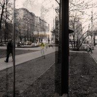 Город в отражениях :: Александр Кузьмин