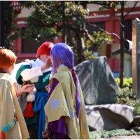 Япония . Молодая . Креативная . Разноцветная .( 3 ). :: Игорь Абламейко