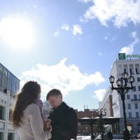 Love story Руслан и Айгуль :: Руслан Султанов
