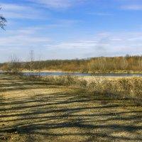 Прогулка вдоль реки Кубань :: Игорь Сикорский