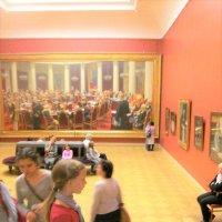 Настя в Русском музее :: Ольга Алеева
