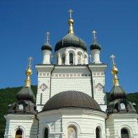 Форосская церковь :: Анатолий Киренков