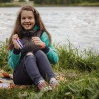 На пикнике :: Natalia Furina