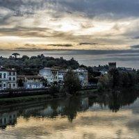 evening Florence :: Dmitry Ozersky