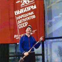 1989 год :: Валентин Кузьмин