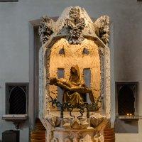 Интерьер церкви Санкт Ламберта, Дюссельдорф, набережная, старый город :: Witalij Loewin