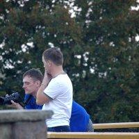 Так  говоришь новая фотокамера :: Виталий  Селиванов