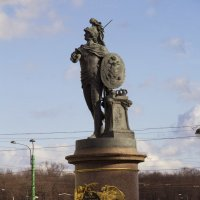 Памятник А В Суворову :: Aнна Зарубина