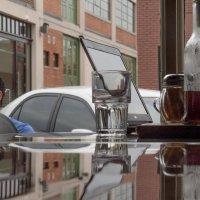 в кафе :: MVMarina