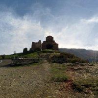 Джвари монастырь святого креста :: Наталья Джикидзе (Берёзина)