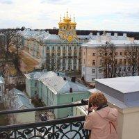 На крыше дома моего.... :: Tatiana Markova