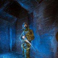 Подземная речка :: Алексей Павлов