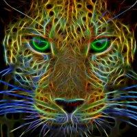 леопард :: Владимир Беляев ( GusLjar )