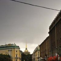 gray sky :: Юлия Анискина