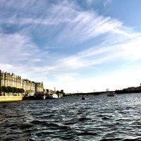 Blue Sky :: Юлия Анискина