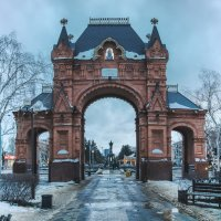 Александровская триумфальная арка. :: Анатолий Щербак