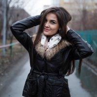 Дух утреннего города :: Pavel Lomakin