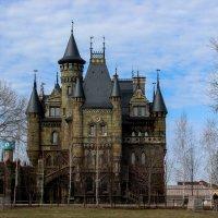 Замок Гарибальди, Тольятти :: Максим Кочетков