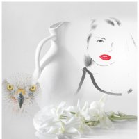 «Отпускаю любовь белой птицей...» :: vitalsi Зайцев