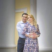 весеннее Love Story одной прекрасной пары... :: Elena Tatarko (фотограф)