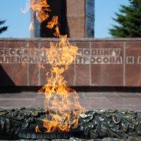 Вечный огонь :: Сергей Тагиров