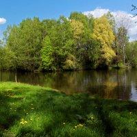 Комсомольское озеро . Минск :: Светлана З
