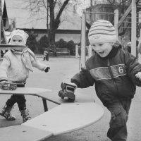 Веселое детство :: Юля Колосова