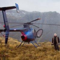 Мой, почти игрушечный, вертолётик:) :: Tatiana Belyatskaya