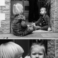 Сплошные контрасты. :: Larisa Gavlovskaya