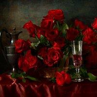Красные розы :: Татьяна Карачкова
