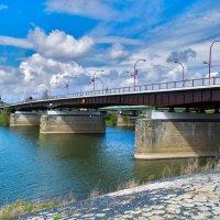 Мост в г. Венло :: Zinaida Belaniuk