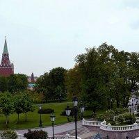 Весна в Александровском саду :: Владимир Болдырев