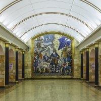Метро станция Адмиралтейская СПБ :: Александр Кислицын