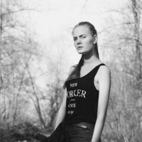 Фото в лесу :: Dmitriy Predybailo
