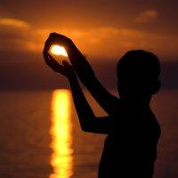 закат :: Надежда Преминина