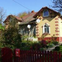 Жилой  дом  в  Долине :: Андрей  Васильевич Коляскин
