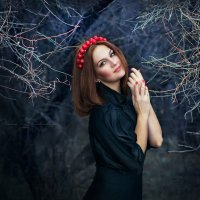 однажды в лесу.... :: Оксана Зволинская