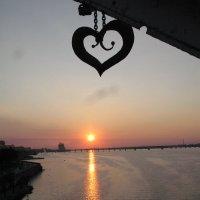 Аура  любви на закате жизни :: Алекс Аро Аро