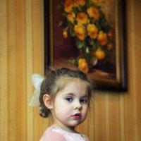 Племянница :: Алексей Силин