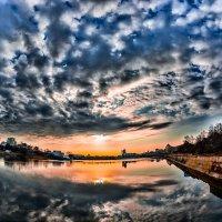 утро на речке :: Натали Акшинцева