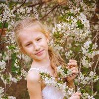 Моя маленькая муза, моя Валерия!!!!! :: Кристина Беляева