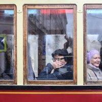 в трамвае :: Nurga Chynybekov