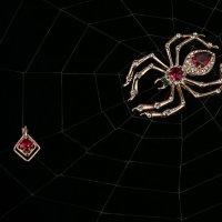 Золотой паук :: Андрей Медведев