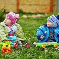 Двойняшки :: Виктор Федоров