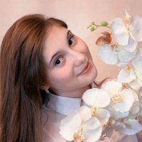 Орхидеи... :: Райская птица Бородина