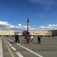 Дворцовая площадь :: Наталья