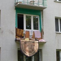 Балкон по-восточному :: Галина Бобкина